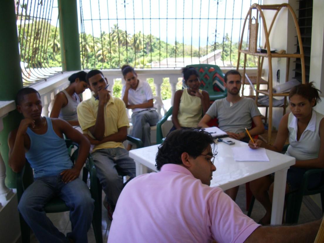 Taller contenidos web en guanaba.net por Carlos Miranda
